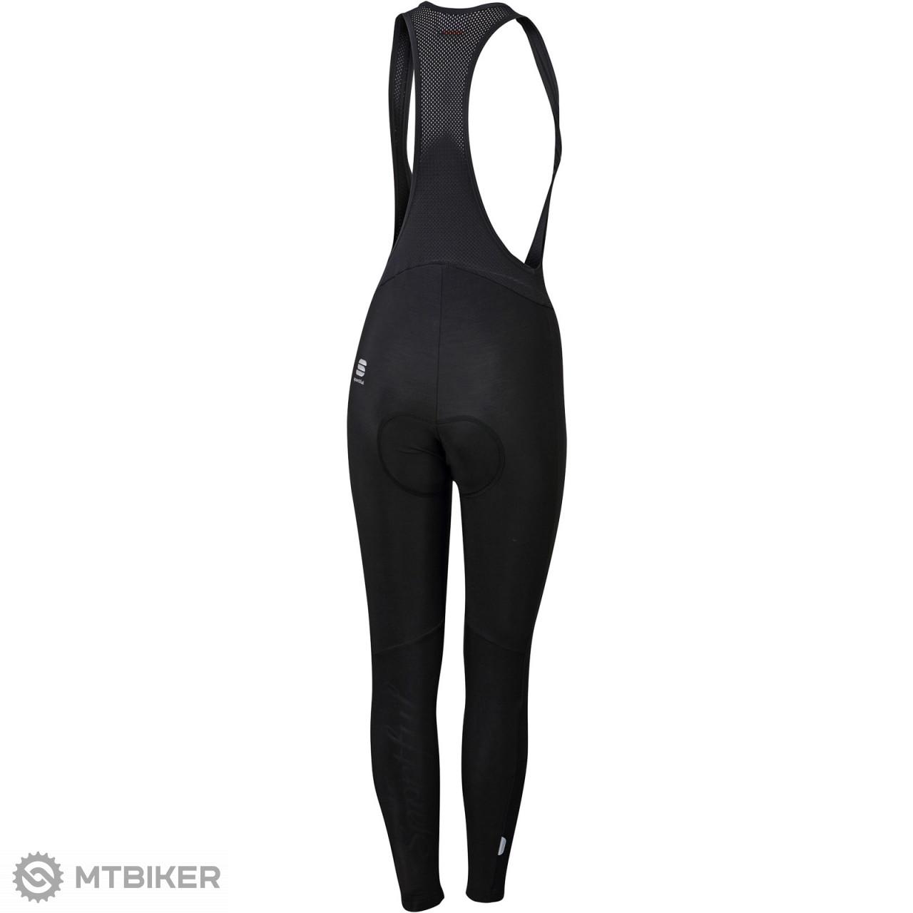 a24d006112933 Sportful Luna nohavice s trakmi dámske čierne - MTBIKER Shop