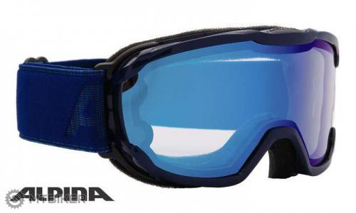 fde7f4820 Alpina lyžiarske okuliare Pheos Jr. MM navy - MTBIKER Shop