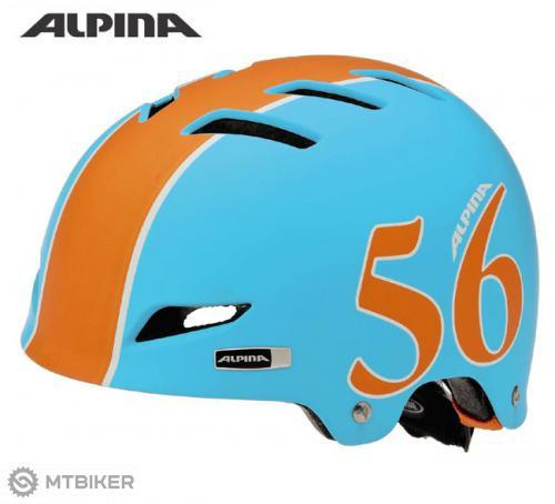 Alpina prilba PARK jr. fiftysix