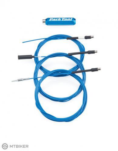 Park tool IR-1-2 sada na montáž laniek, bowdenov a hadičiek- Internal Routing