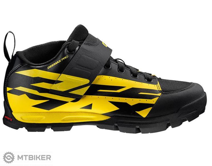 89419e723a38d Mavic Deemax Pre MTB tretry žlté/čierne - MTBIKER Shop