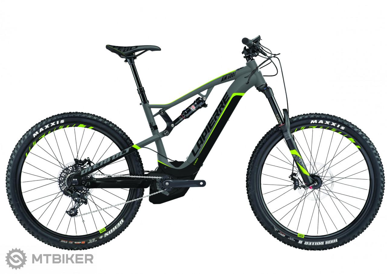 Lapierre OVERVOLT AM 600i+ Bosch POWERTUBE 27+, model 2018