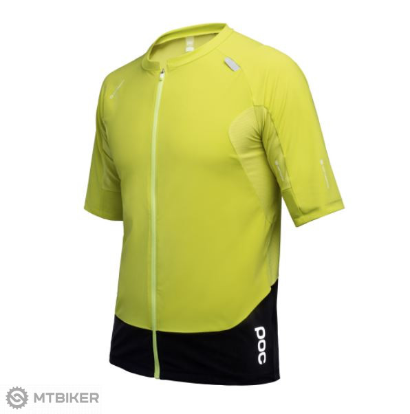 6ee5dafe90eb POC Resistance Pro Enduro Tee tričko Unobtanium Yellow - MTBIKER Shop