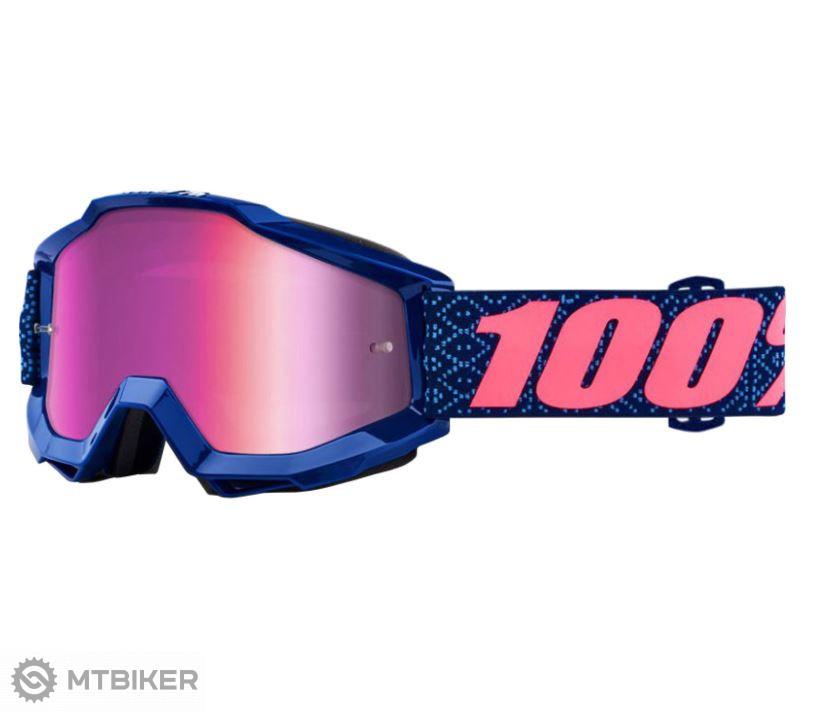 100% ACCURI Futura okuliare Mirror Pink