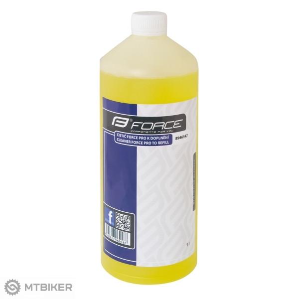 Force Pro čistič 1l žltý
