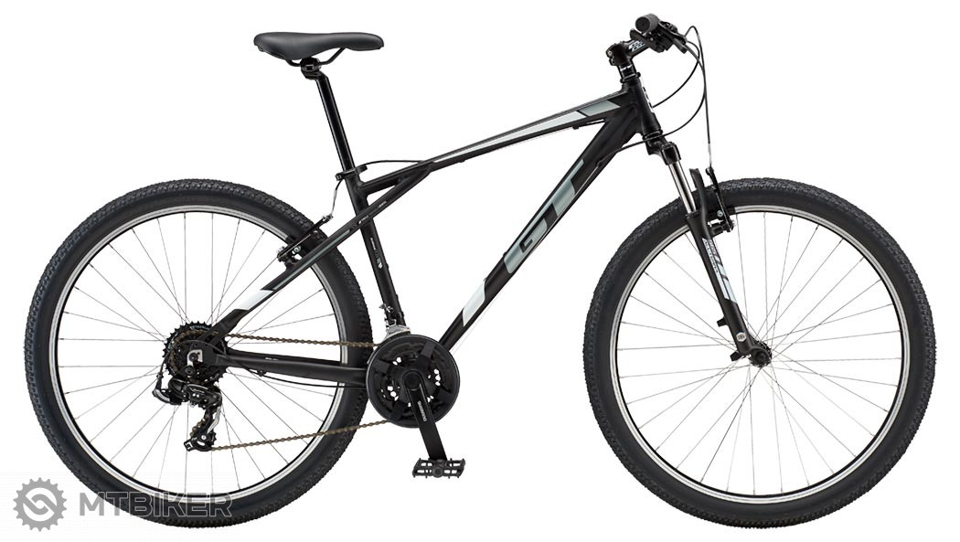 GT Palomar 27,5 2018 black horský bicykel