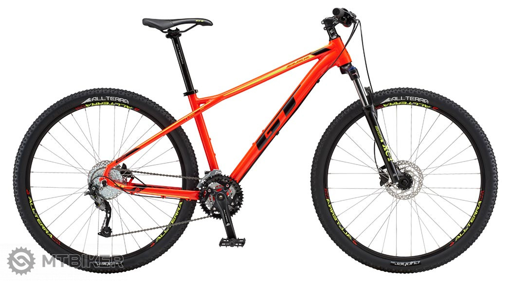 GT Avalanche 27,5 Sport 2018 red horský bicykel