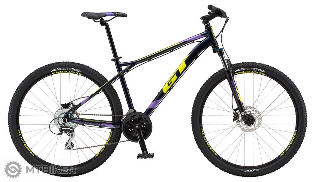 GT Aggressor Expert Womens 27,5 Corsa 2018 dámsky bicykel