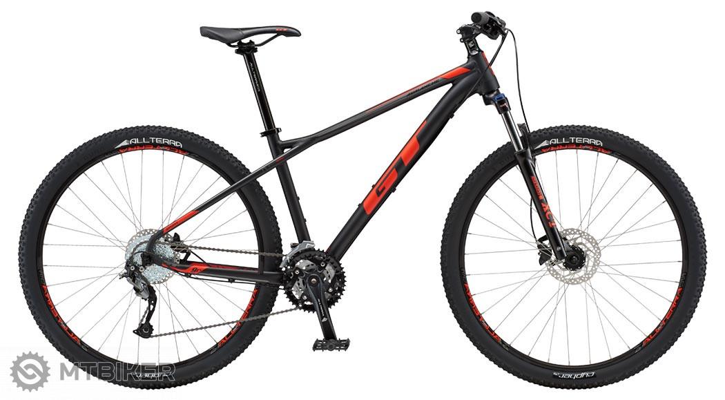 GT Avalanche 29 Sport 2018 black horský bicykel
