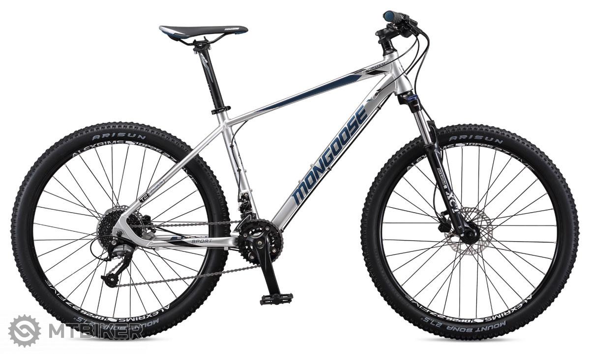 Mongoose Tyax 29 Sport 2018 horský bicykel