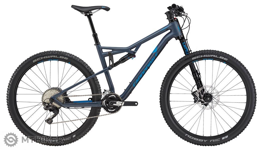 Cannondale Habit 3 2018 SLA horský bicykel, vzorka