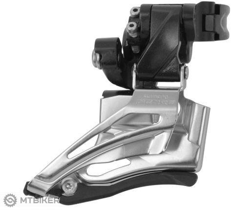 Shimano Deore FD-M6025-H Down Swing Dual Pull 2x10 prešmykač