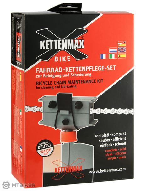 Kettenmax Bike zariadenie na údržbu reťaze
