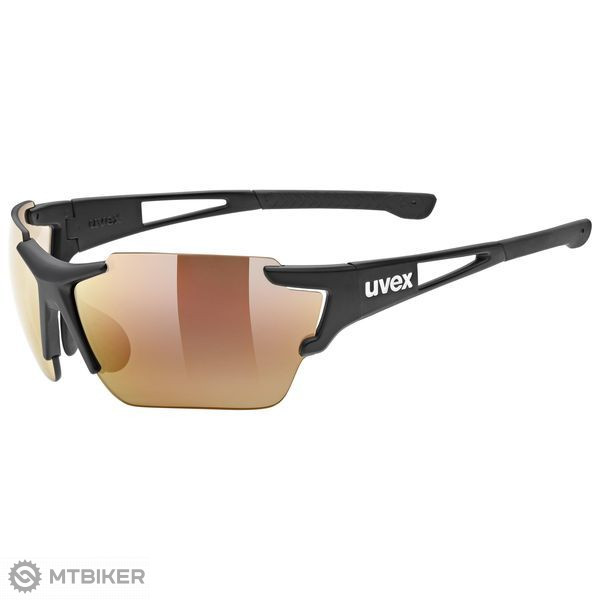 Uvex sportstyle 803 race CV V okuliare black mat