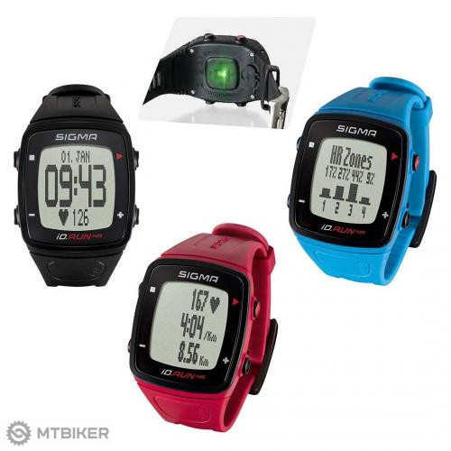 Sigma pulzmeter iD.RUN HR black