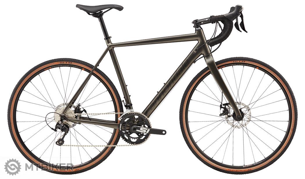 Cannondale CAAD X 105 SE cyklokrosový bicykel, model 2018