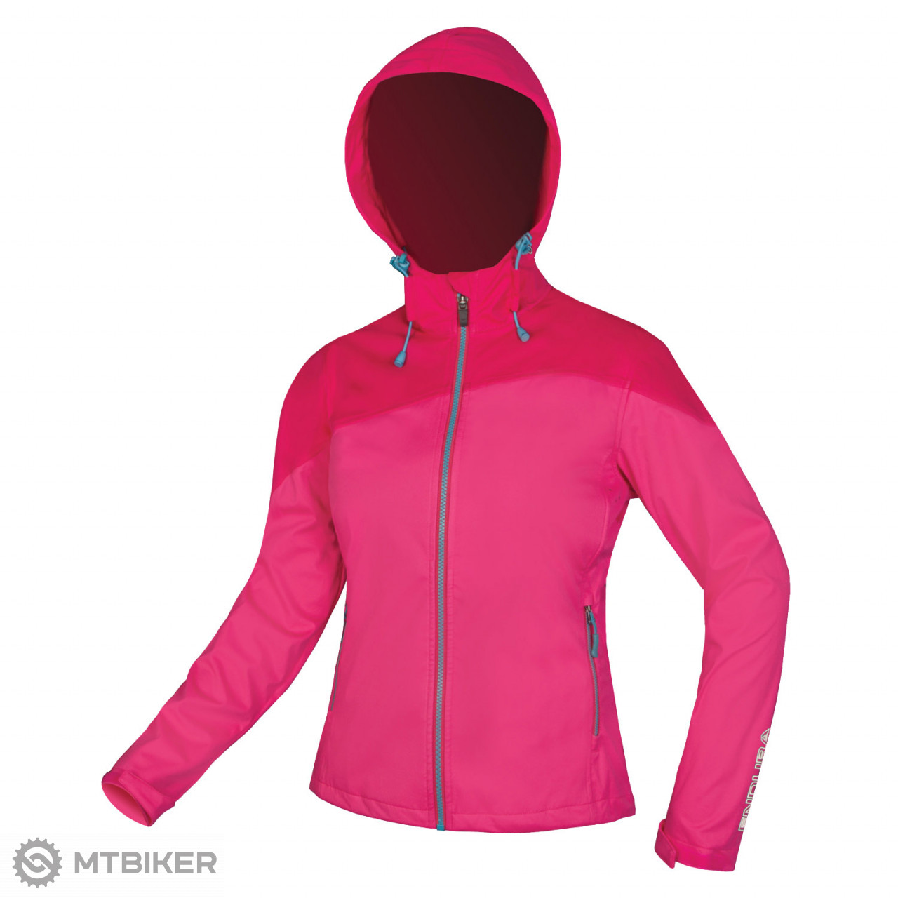 Endura Singletrack Softshell dámska bunda ružová - MTBIKER Shop 59e68acaf77