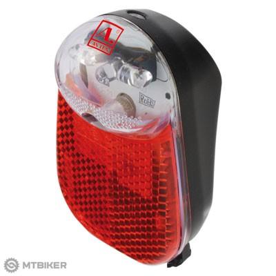 Zadné svetlo s odrazkou 3 LED
