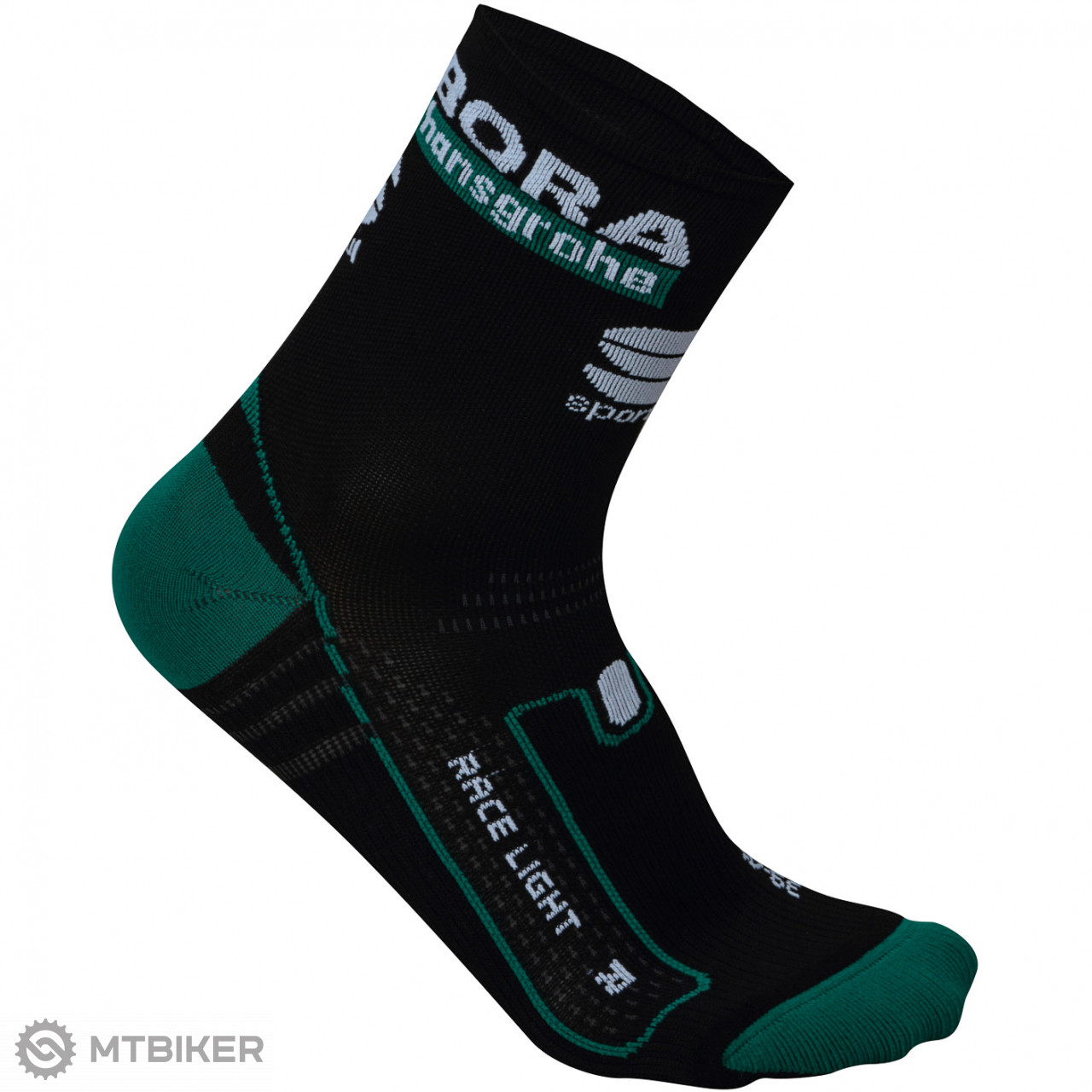 5cf54d3faa0e Sportful BORA HANSGROHE ponožky čierne - MTBIKER Shop