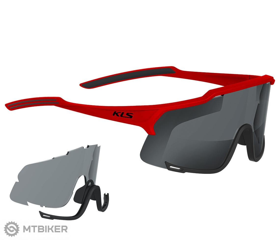 Kellys Slnečné okuliare DICE Shiny - MTBIKER Shop 1e1ff41d5cf