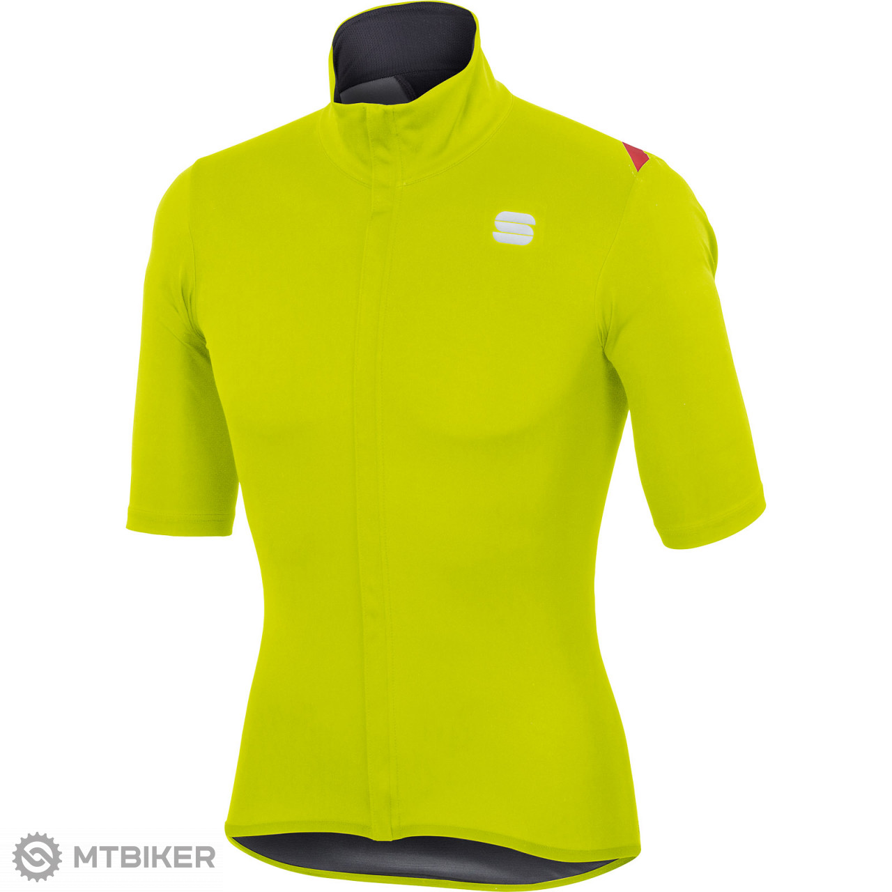 a9790425c78b Sportful Fiandre Light NoRain dres krátky rukáv fluo žltý - MTBIKER Shop