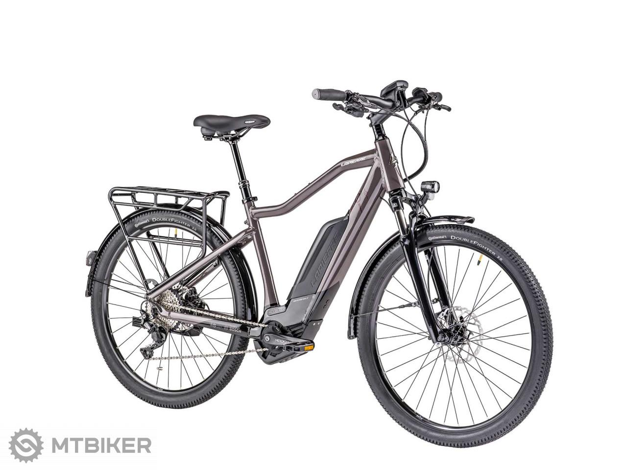 Lapierre OVERVOLT EXPLORER 800 500W/H SI, model 2018
