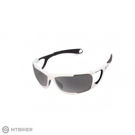 Altitude Ultimate biele čierne okuliare - MTBIKER Shop 489c350d4dc
