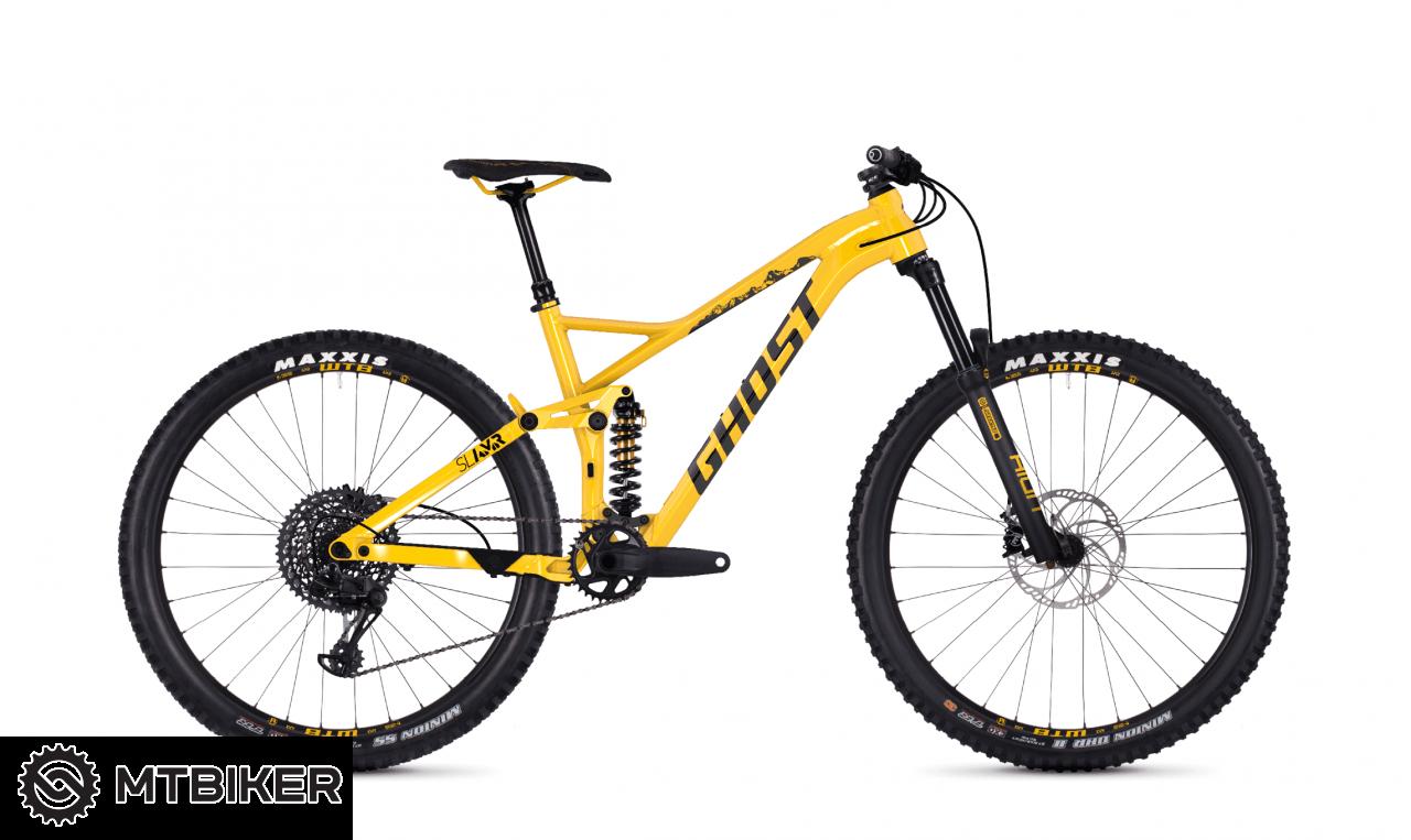 Ghost Slamr 4.7 Spectra Yellow / Night Black, model 2019