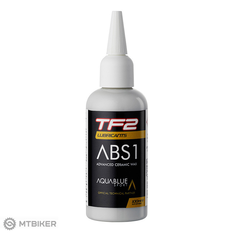 Weldtite Mazací olej na reťaz TF2 ABS1 Advanced Ceramic Chain Wax 100ml