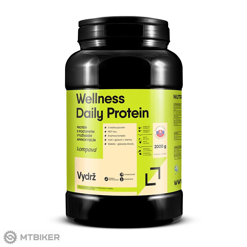 Kompava Wellness Daily Protein 65% 2000g/57 dávok