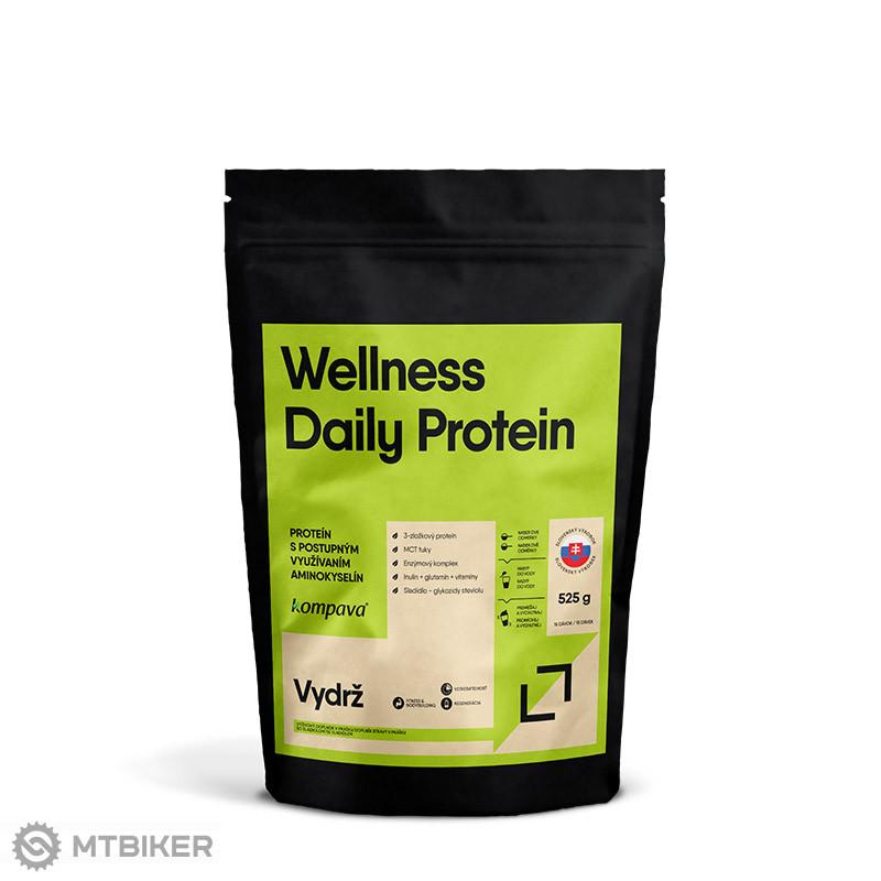 Kompava Wellness Daily Protein 65% 525 g/15 dávok