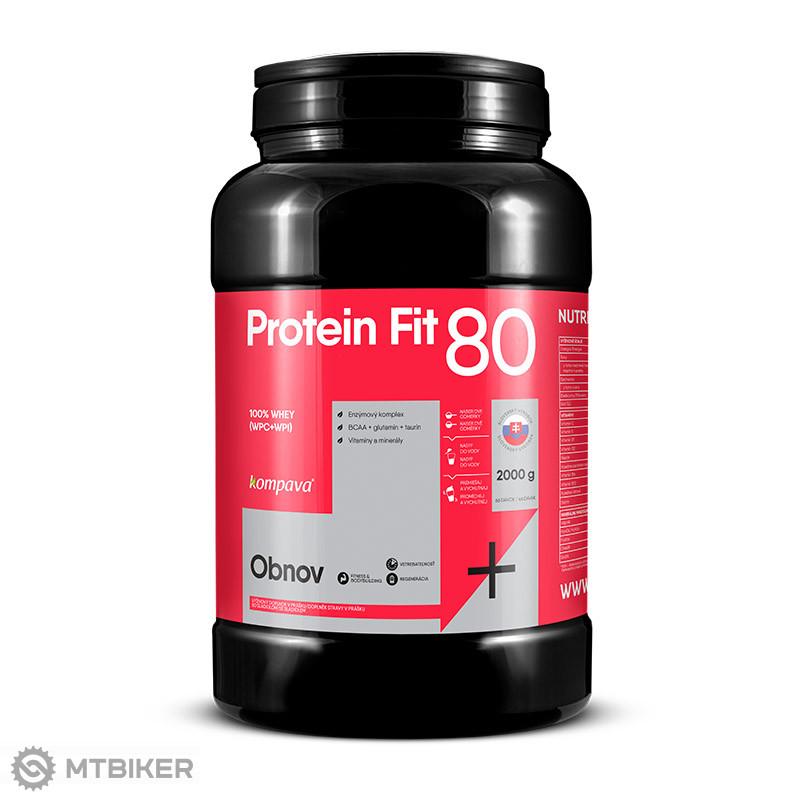 Kompava ProteinFit 80