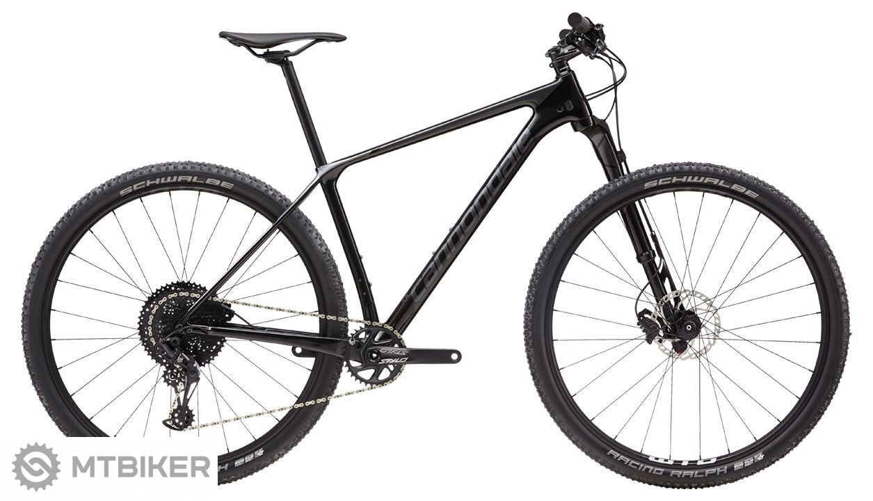 Cannondale F-SI Carbon 4 GRY horský bicykel, model 2019