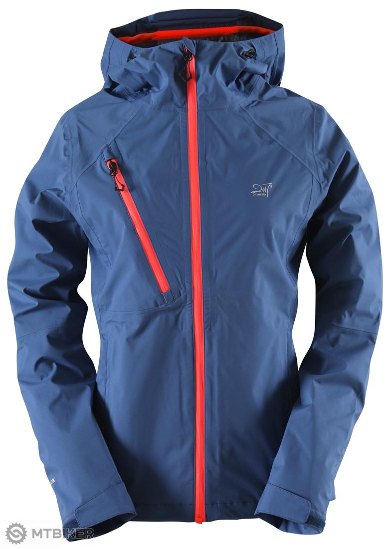 a39b918ae633 2117 of Sweden GÖTENE outdoorová dámska bunda modrá - MTBIKER Shop