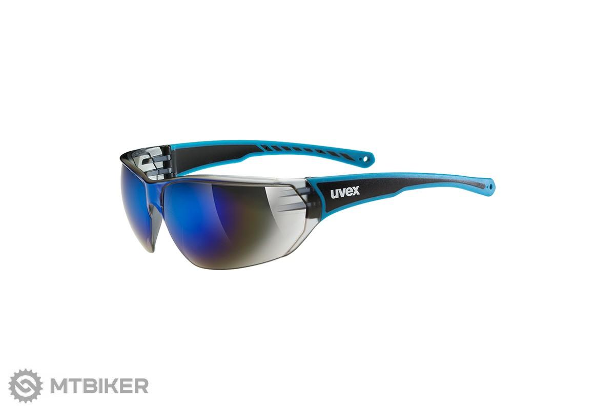 Uvex Sportstyle 204 okuliare blue / blue