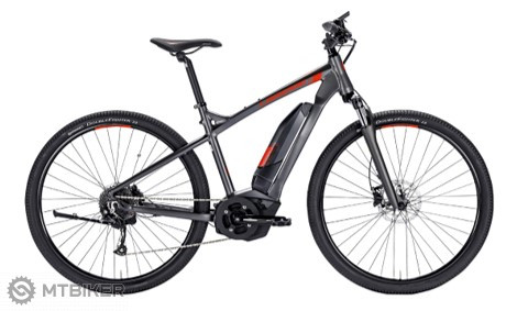 Lapierre OVERVOLT CROSS 400 400Wh, model 2019