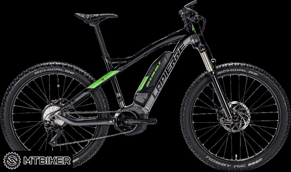 Lapierre OVERVOLT HT 500 Yamaha, model 2019