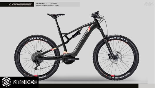 Lapierre OVERVOLT TR 400i W, model 2019