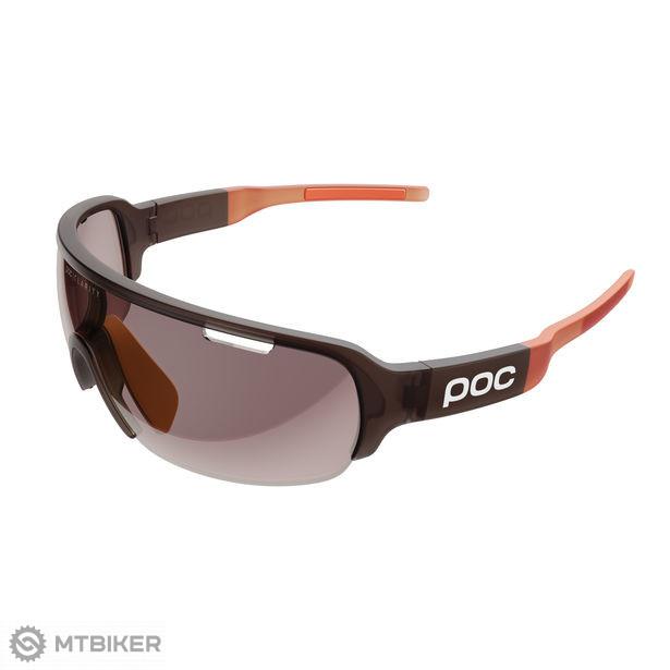 4cc2cc8a5 POC DO Half Blade Clarity okuliare Propylene Red Translucent / Zink Orange  Brown / Light