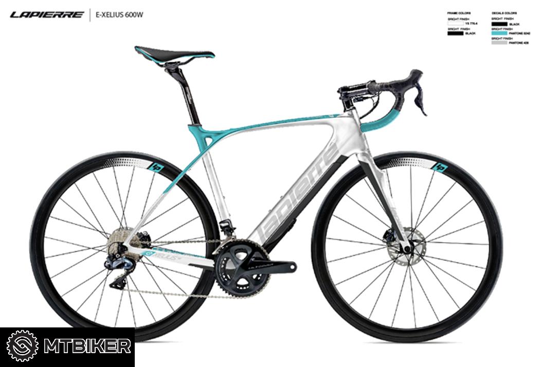 Lapierre E-XELIUS 600 W, model 2019