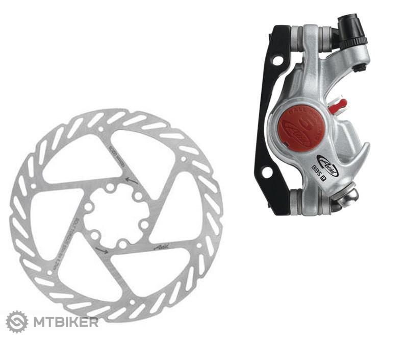 Sram kotúčová brzda Sram BB5 Road Platinum, CPS predná/zadná (v balení 140mm G2CS kotúč, skrutky kotúča, CPS)