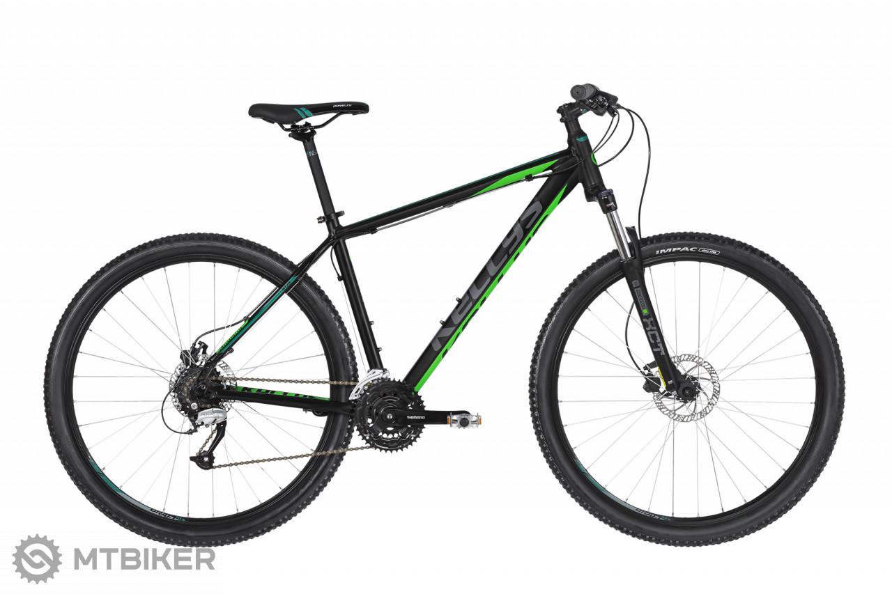 Kellys Madman 50 Black Green 29