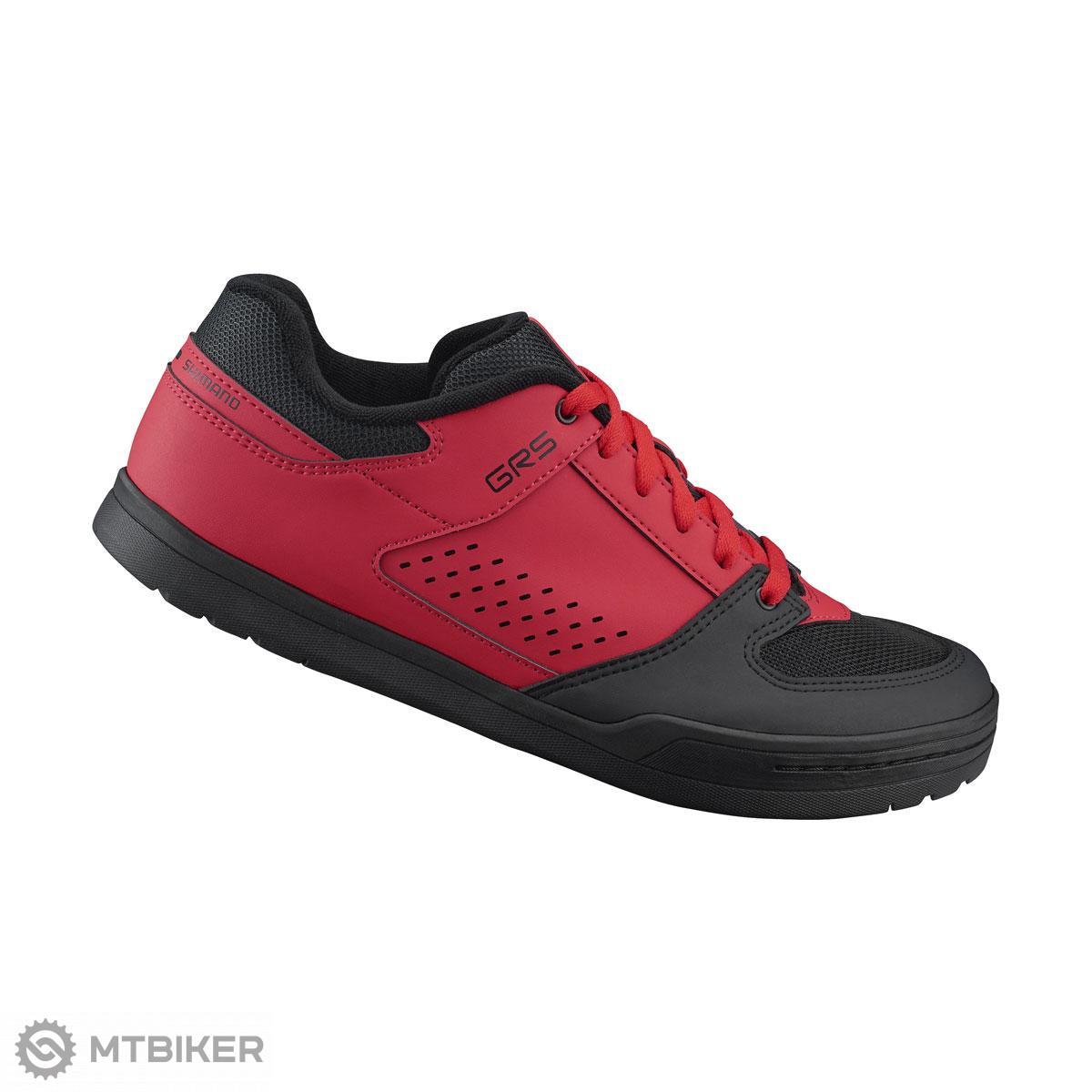 Shimano tretry SHGR500 červené