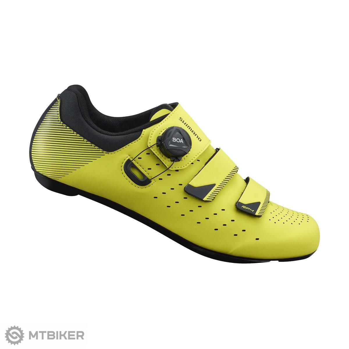Shimano tretry SHRP400 neónovo žlté
