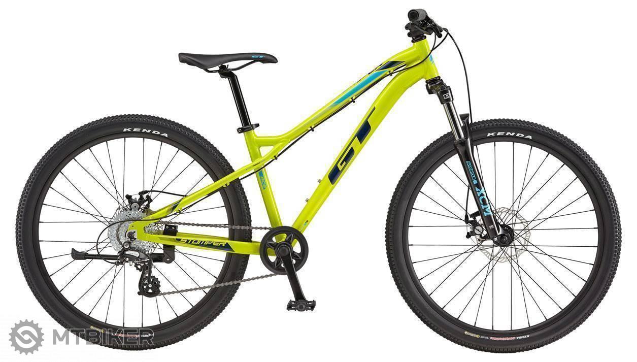 GT Stomper 26 Ace 2019 žltý, detský bycikel
