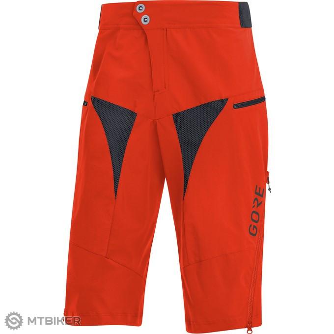 0afe3f2cbea8 GORE C5 All Mountain Shorts krátke nohavice orange.com - MTBIKER Shop