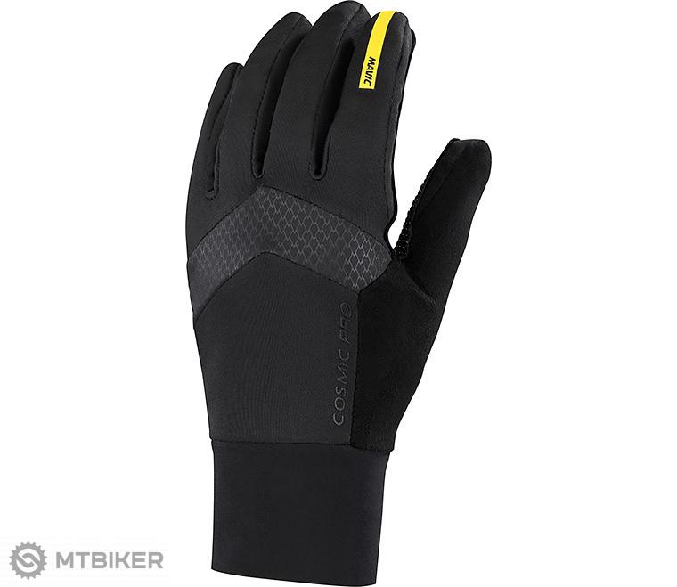 Mavic Cosmic Pro Wind pánske rukavice čierne