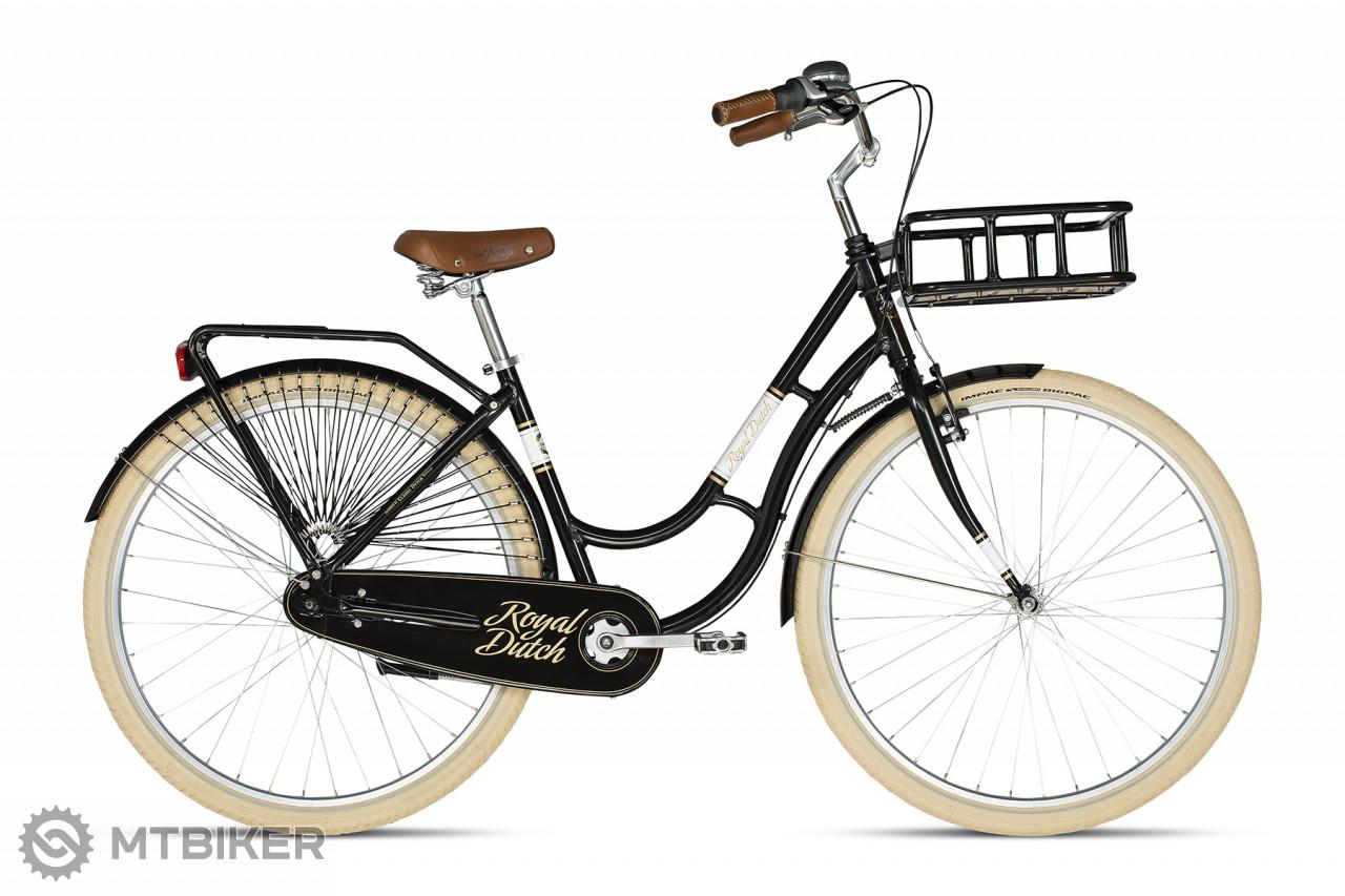 Kellys Royal Dutch Black, model 2021