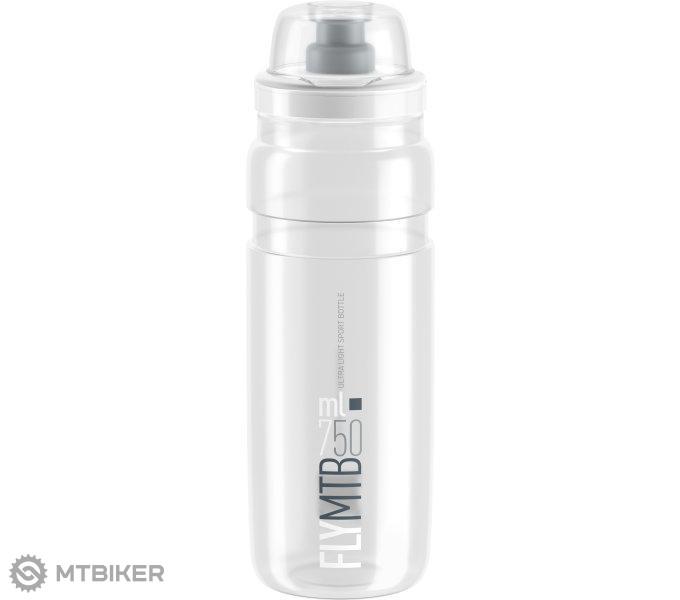 Elite fľaša FLY MTB transparentná 750 ml