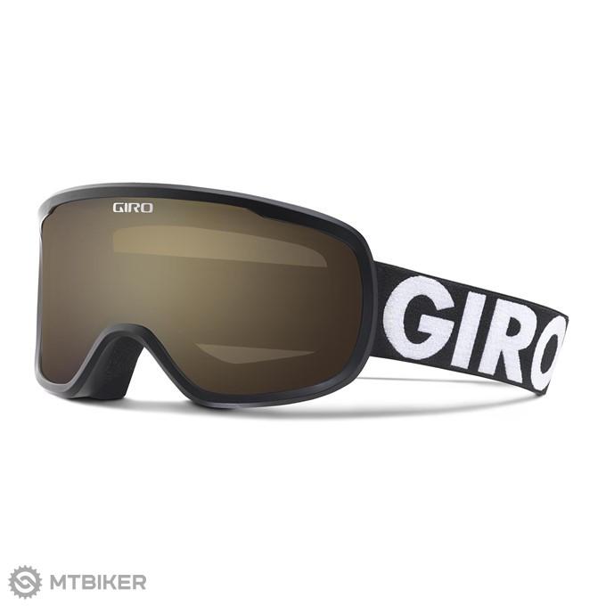 GIRO Boreal Black Futura AR40 lyžiarske okuliare